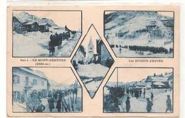 Montgenevre  -  Les Sports D'Hiver -  CPA° - Other Municipalities