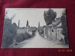 CPA - Retiers - L'Arrivée En Ville - Other Municipalities