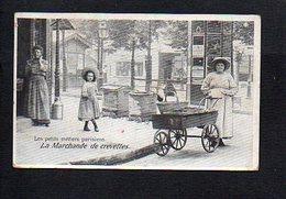 75 Paris / Métier / Les Petits Métiers Parisiens / La Marchande De Crevettes - Artisanry In Paris