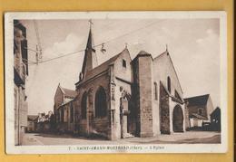 C.P.A. Saint-Amand-Montrond  - L'Eglise - Saint-Amand-Montrond