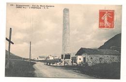 Montgenevre  -  L'Obelisque -  CPA° - Other Municipalities