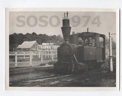 PHOTO DE 18X13CM  --SAINT PALAIS 1939 TRAIN LOCO  ---Z20 - Trains