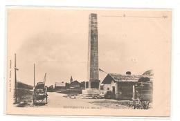 Montgenevre  -  L'Obelisque -  CPA° - Andere Gemeenten