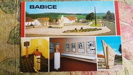 Morava, Babice Trebic Tomas Kuchtik Bohumil Netolicka Josef Roupec - 1970s Postcard - Czech Republic
