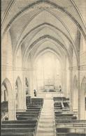Interieur De L Eglise De Saint Sulpice Nievre - France
