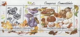 Romania CTO SS - Mushrooms