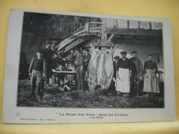 L10 9015  CPA 1907  - 40 LA HESTE DOU PORC DANS LES LANDES. .... A SA SANTE - EDIT. SAINT PE MONT DE MARSAN - Francia