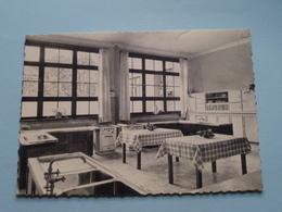 WILRIJK Instituut Ste. URSULA - Beroepsafdeling - De KEUKEN ( Thill ) Anno 19?? ( Zie Foto Detail ) ! - Antwerpen