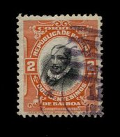 Panama - 1909 Oblitéré Used *- Fernandez De Cordoba 2 Centesimos - Panama