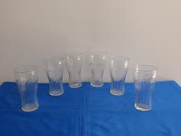 """Verres """"COCA COLA"""" Relief. - Mugs & Glasses"""