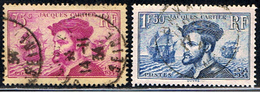 2F 658 // Y&T 296,297 // 1934 - France