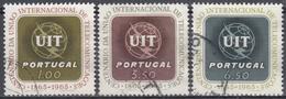 PORTUGAL 1965 Nº 963/65 USADO - 1910-... République