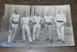 Aalst Geraardsbergen Erondegem WO1 Kamp Holzminden Wellicht Kaatswedstrijd  Dender En Schelde  Zeldzame Kampfoto - 1914-18