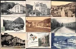 Remouchamps - Lot Sélectionné 48 Cartes +snapshot (animée, Desaix, Colorisée, Hôtel, Voir Scans...) - Aywaille