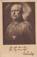 AK Ludendorff - Ludendorff-Spende Für Kriegsbeschädigte - 1918 (35740) - Weltkrieg 1914-18
