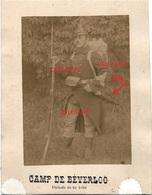 Orginal Photo OORLOG GUERRE Belgian Soldier Full Uniform Rifle Bajonet Soldat Fusil Liege Citadelle  Fort Shako SWORD - 1914-18