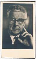 Aandenken Aan De Heer Veremans Renaat. Toondichter. ° Lier 1894 † Antwerpen 1969  (2 Scan's) - Religion & Esotericism