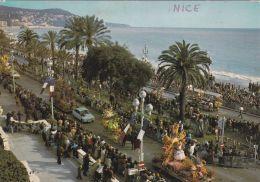 Nice - Carnaval - Promenade Des Anglais - Corso Fleuri - Karneval