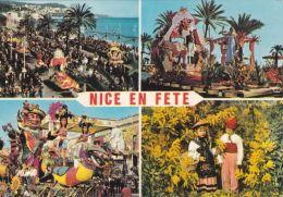 Nice - Carnaval - Promenade Des Anglais - Bataille De Fleurs - Karneval
