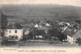 CERIN - Mairie - Ecole Et Quartier De La Trébillière - France