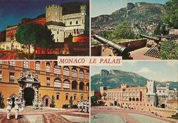 MONACO LE PALAIS  DU PRINCE  AÑOS 70 - Palacio Del Príncipe