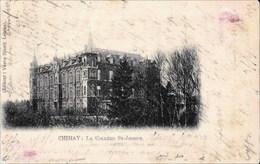 CHIMAY - Collège St-Joseh - Oblitération De 1902 - Editeur : Vve Ernult-Lebrun - Chimay