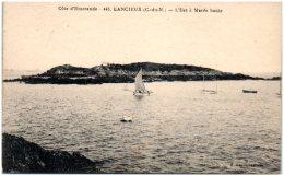 22 LANCIEUX - L'Ilet à Marée Haute - Lancieux