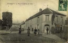 89 MICHERY / LA PLACE ET LE BUREAU DE TABAC  / A 210 - Other Municipalities