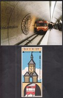 Germany Nurnberg 1978 / U Bahn / Metro / Subway / Trains / Railway / Ticket / First Ride / Bahnhof Lorenzkirche - Europe