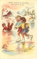 GERMAINE BOURET  LOOK BEBERT  IS SKATING THE HARD  WAG  EDITION EAEC - Bouret, Germaine