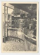 PHOTO DE 18X13CM  - PARIS TABAC BOURGADE 1939  ---Z20 - Lieux
