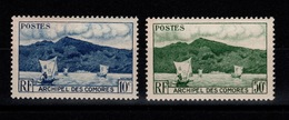 Comores - YV 1 & 2 N** - Neufs