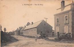 BURELLES - Rue De Hary - Other Municipalities