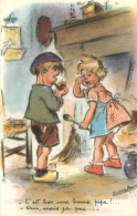 GERMAINE BOURET C'EST BON UNE BONNE PIPE  EDITION COMBIER - Bouret, Germaine