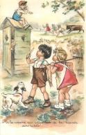 GERMAINE BOURET  V'LA LES COPAINS QUI RAMENENT DE LA VIANDE SANS TICKETS   EDITION COMBIER - Bouret, Germaine