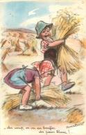 GERMAINE BOURET  DU COUP ON VA EN BOUFFER DU PAIN BLANC   EDITION COMBIER - Bouret, Germaine