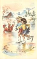 GERMAINE BOURET REGARDE BEBERT QUI FAIT DES FIGURES   EDITION COMBIER - Bouret, Germaine