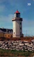 TARJETA TELEFONICA DE DINAMARCA. TDD059, Hanstholm Lighthouse (025) - Dinamarca