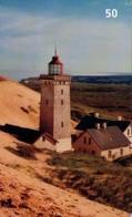 TARJETA TELEFONICA DE DINAMARCA. TDD060, Rubjerg Knude Lighthouse (026) - Dinamarca