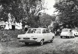 CPSM SAINT CHRISTOPHE EN BRIONNAIS Bénédiction Des Autos - PKW