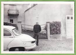 Photographie Originale Voiture Panhard PL 17 ? - Cars