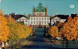 TARJETA TELEFONICA DE DINAMARCA. TDD068, Fredensborg (065) - Dinamarca