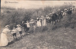 Nieuwpoort Nieuport Bains Dans Les Dunes ( Militaire Post Poste Militair F.M. ) 1914 - Nieuwpoort