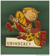 HOCKEY *** UNIHOCKEY *** 0049 - Badges