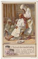 """Chromo Liebig """"l'algérie Pittoresque"""" Chez Le Ventouseur - Advertising"""