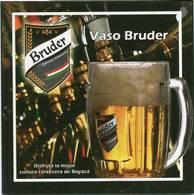 Lote 431, Colombia, Posavaso, Coaster, Bruder, Boyaca - Beer Mats