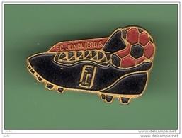 FOOT *** FC JONQUIEROIS N°2 *** 0049 - Football