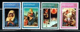 "Bahamas      ""Christmas 1973""    Set    SC# 352-55 MNH** - Bahamas (1973-...)"