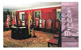 VA Alexandria Altar Of Shrinedom Shriners Imperiial Room George Washington Masonic Memorial Bldg - Alexandria