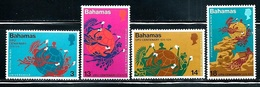 "Bahamas    "" UPU""   Set   SC# 358-61 MNH** - Bahamas (1973-...)"
